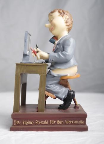 Po-kahl® Ehrenpreis Workaholic aus Steinharz