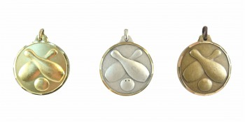 Kegeln Medaille Diamond Edge R719