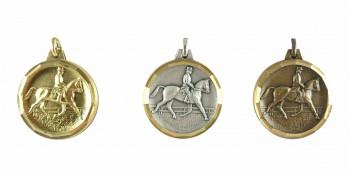 Dressurreiten Medaille Diamond Edge R731