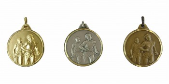 Läufer Medaille Diamond Edge R743