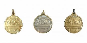 Billard Medaille Diamond Edge R771