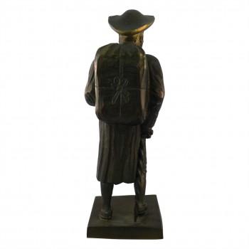 Metallskulptur Schäfer