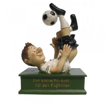 Po-kahl® Ehrenpreis Fußballer aus Steinharz