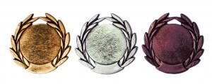 Medaille Ø70mm 22244