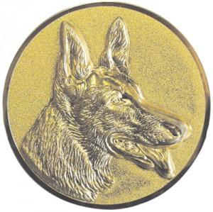 Emblem Schäferhund