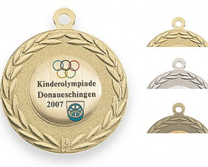 Medaille Ø45 mm 5677