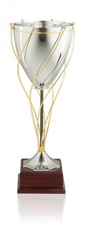 Eleganter Bicolor Pokal 4977