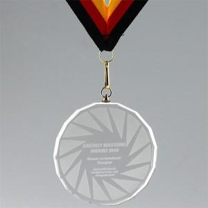 Kristallglas-Medaille 5620