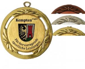 Medaille Ø70mm 5641