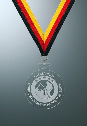 Acrylglas-Medaille Ø42mm 5642 A