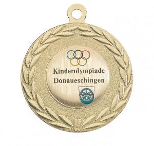 Medaille Ø45mm gold 5677 C