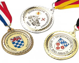 Diamond Shape Medaille Ø65mm 5680