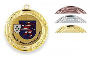 Medaille Ø70mm 5696