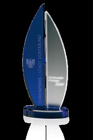 Indigo Rosedale Acryl Award 7310