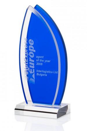 Ocean Sail Acryl Award 7323