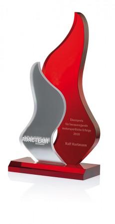 Fire Free Spirit Acryl Award 7337