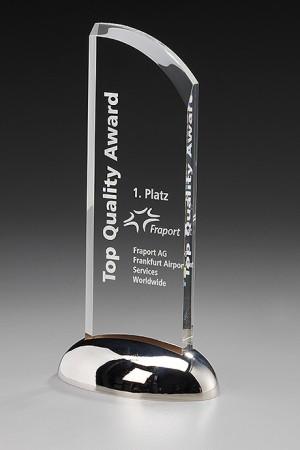 Silver Wing Acryl Award 7427