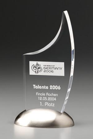 Metal Sail Acryl Award 7432