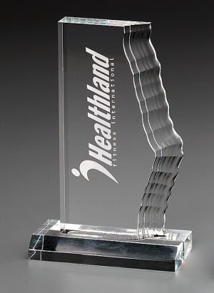 Wave Acryl Award 7455