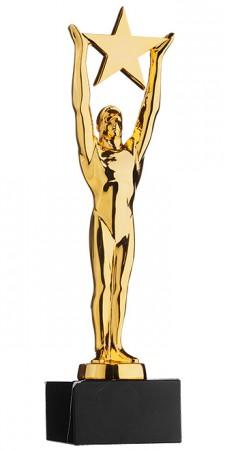 Star Achievment Award vergoldet 78811