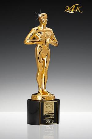 Classic Achievement Award vergoldet 78830
