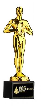 Classic Achievement Award goldfarbig 78834