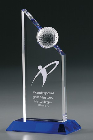 Golf Excellence Glas Award 5956/Golf
