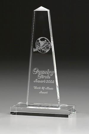 Obelisk Glas Award 7990