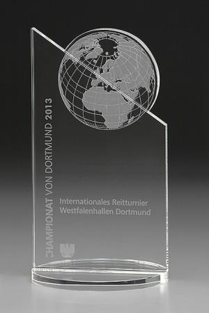 Moon Peak Glas Award 7992