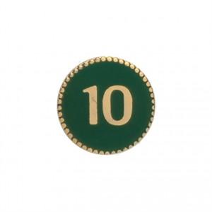 Nadel JUBILÄUM 10 JAHRE