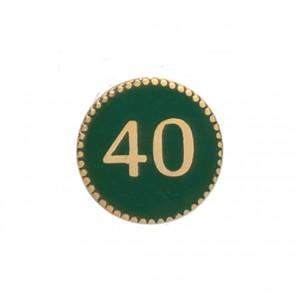 Nadel JUBILÄUM 40 JAHRE