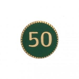 Nadel JUBILÄUM 50 JAHRE