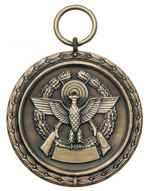 Medaille mit Adler