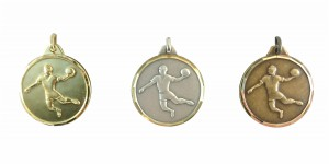 Handball Medaille Diamond Edge R702